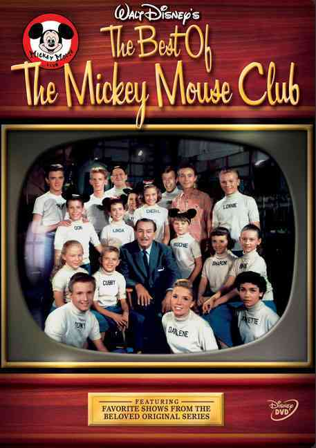 BEST OF THE ORIGINAL MICKEY MOUSE CLU BY MICKEY MOUSE CLUB (DVD)